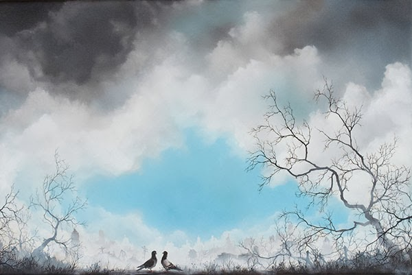 Paintings  Brian Mashburn