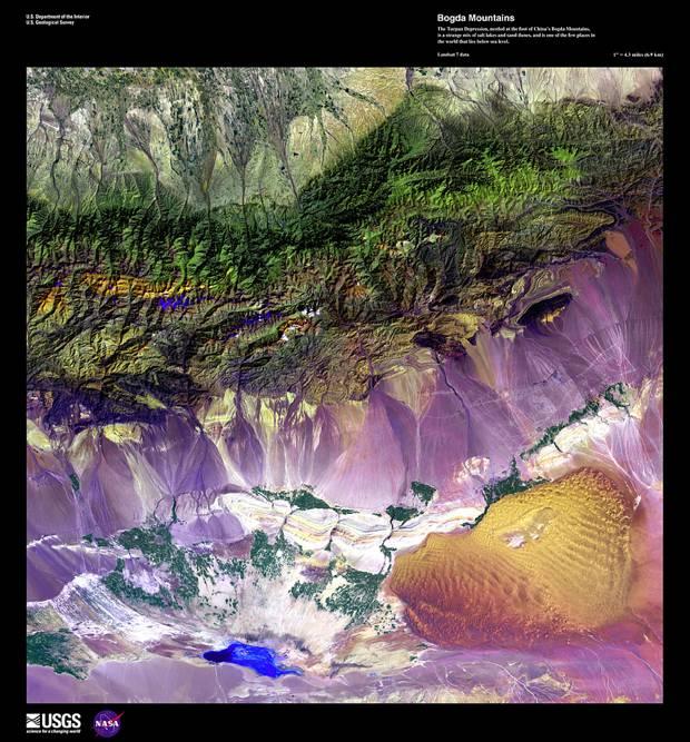Горы Богдо, 1 сентября 1999 год