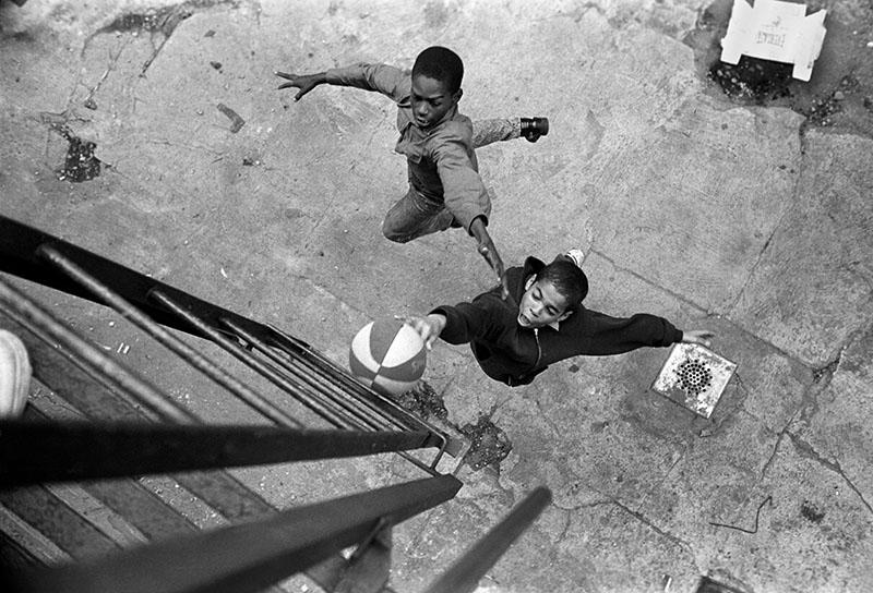 Фотограф-документалист Стивен Шамес: «Парни из Бронкса»