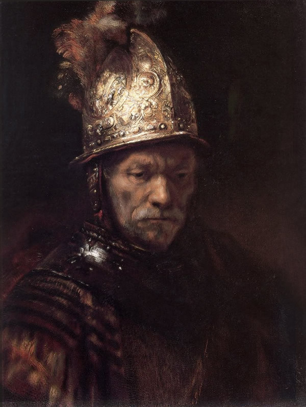 Рембрандт Харменс ван Рейн - великий мастер светотени и его картины