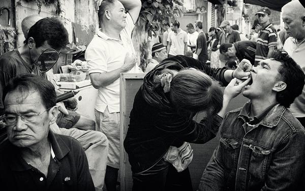 Мастера в жанре уличной фотографии