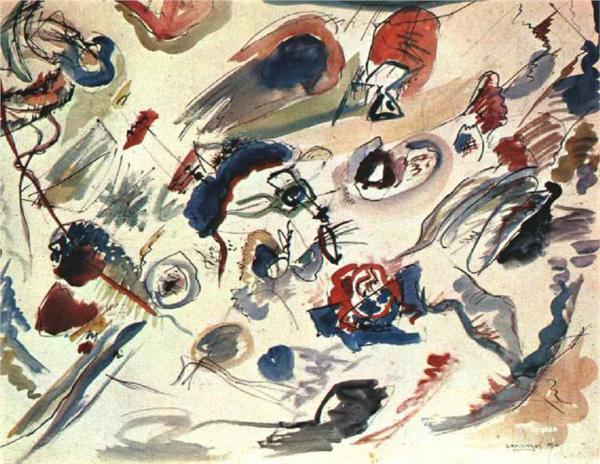 Знаменитые картины Василия Кандинского