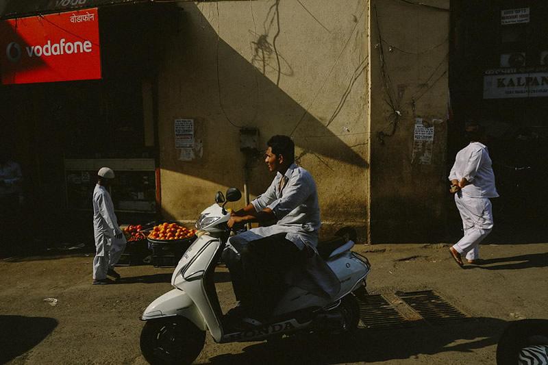 Уличный фотограф Рохит Вохра