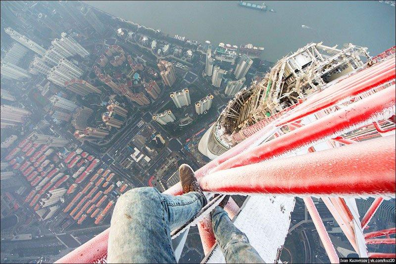 Шанхай башня, Шанхай, Китай
