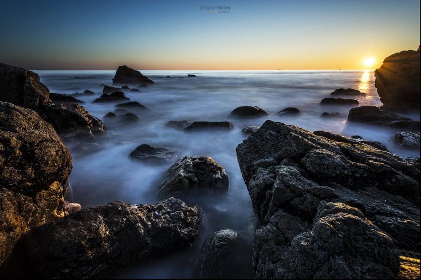 Пейзажи фотографа Грегуара Балейя