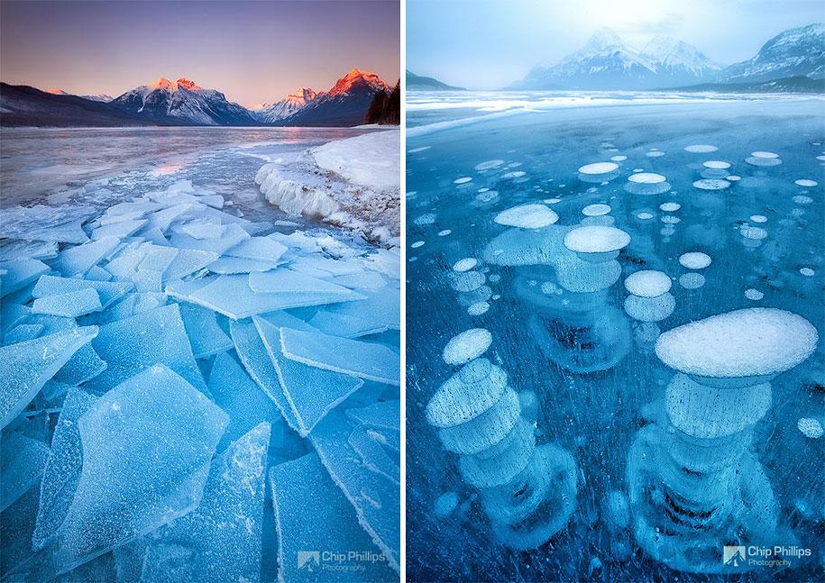 Замороженные озёра-10