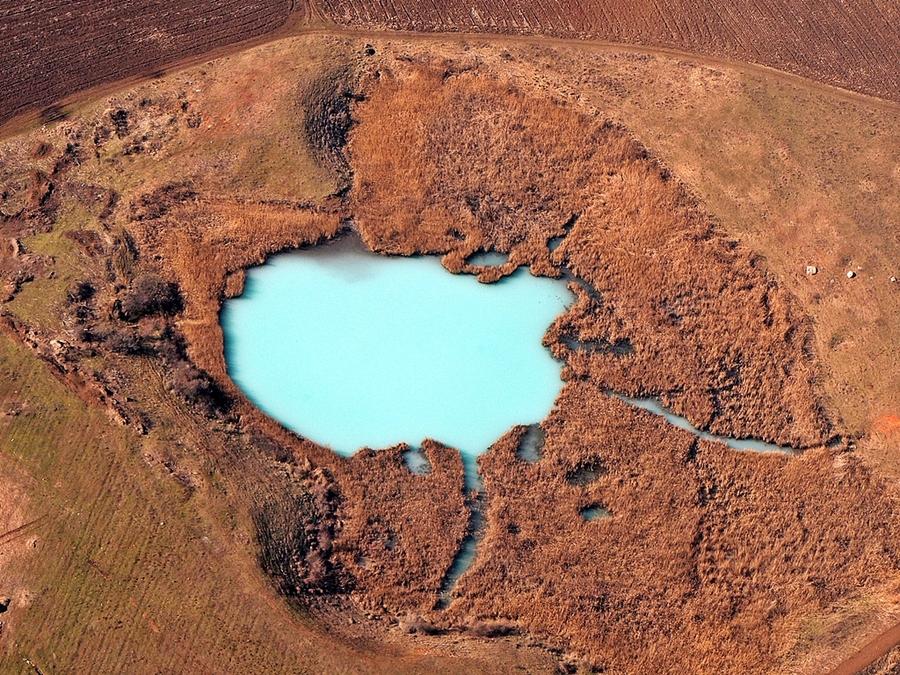 55 аэрофотографий о том, что наша планета самая красивая