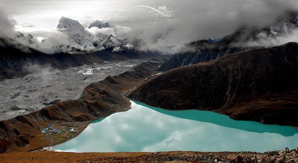 Озеро Гокио, Национальный парк Сагарматха