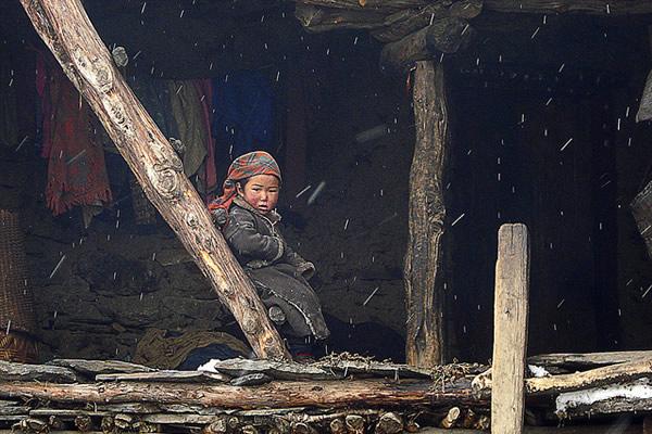 Поход вокруг горы Манаслу, Непал