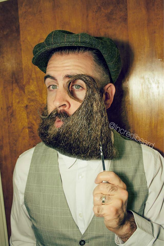 Incredibeard: когда борода больше, чем просто борода