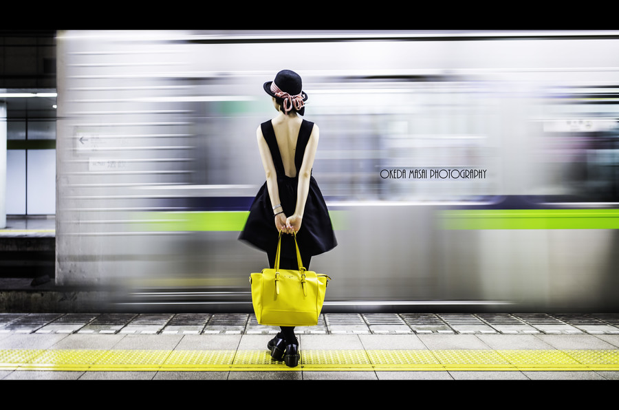 Лучшие уличные фотографии года на сайте 500px
