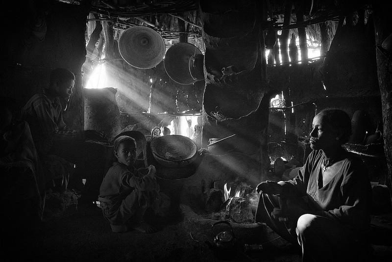 19 16 povsednevnaia Повседневная жизнь африканских племен в фотографиях Марио Герта (Mario Gerth)