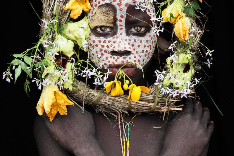 19 23 povsednevnaia Повседневная жизнь африканских племен в фотографиях Марио Герта (Mario Gerth)