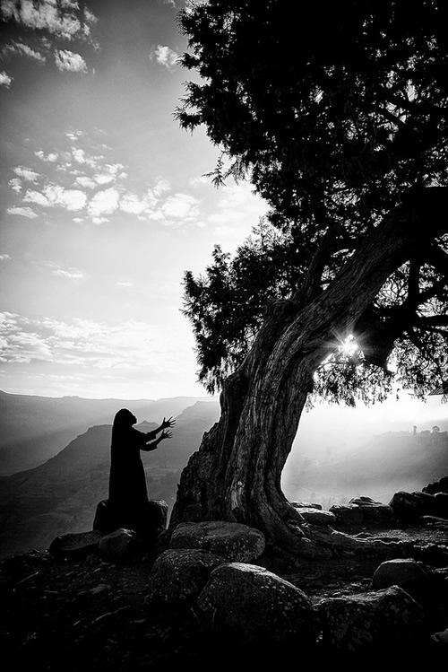 19 25 povsednevnaia Повседневная жизнь африканских племен в фотографиях Марио Герта (Mario Gerth)