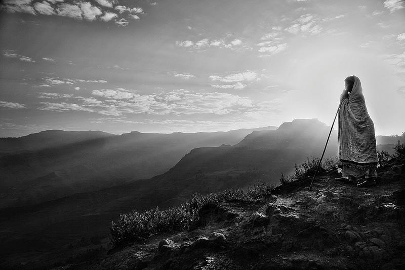 19 2 povsednevnaia Повседневная жизнь африканских племен в фотографиях Марио Герта (Mario Gerth)