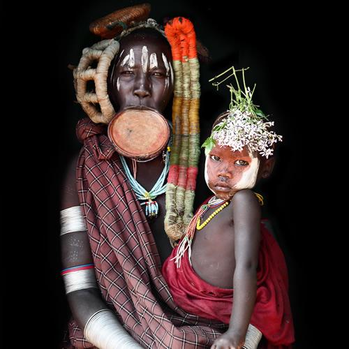 19 30 povsednevnaia Повседневная жизнь африканских племен в фотографиях Марио Герта (Mario Gerth)