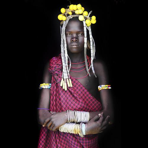 19 31 povsednevnaia Повседневная жизнь африканских племен в фотографиях Марио Герта (Mario Gerth)