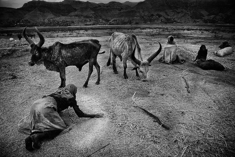 19 5 povsednevnaia Повседневная жизнь африканских племен в фотографиях Марио Герта (Mario Gerth)