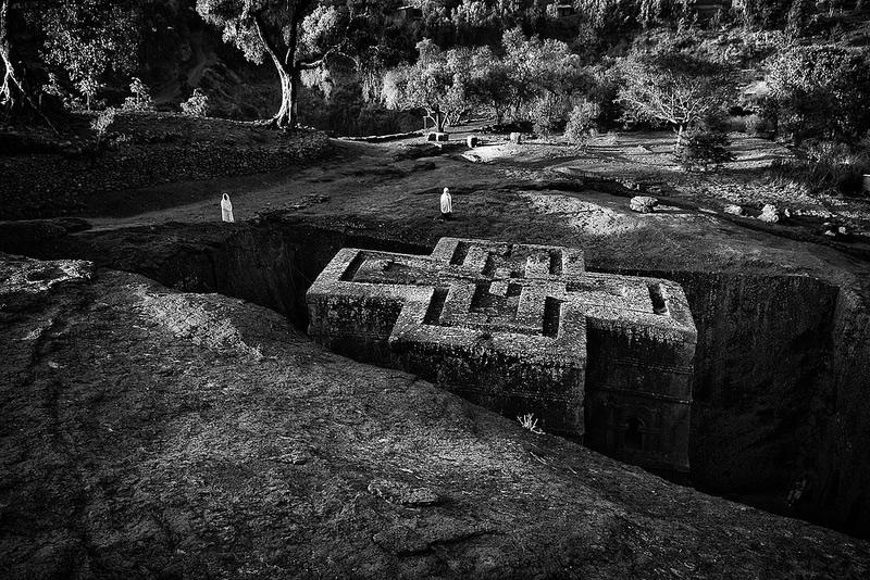 19 7 povsednevnaia Повседневная жизнь африканских племен в фотографиях Марио Герта (Mario Gerth)