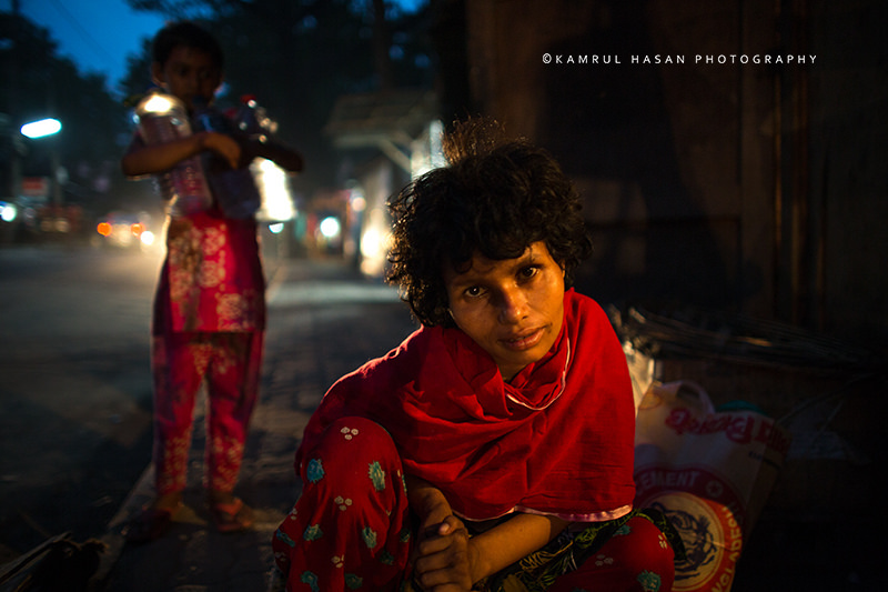Powerful Bangladesh Portraits