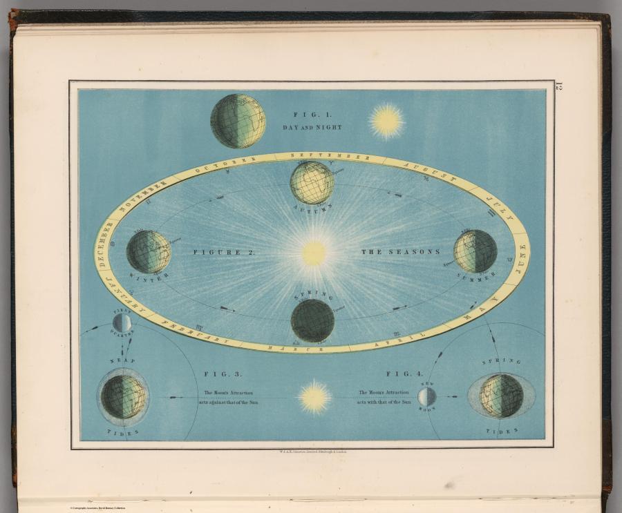 Карты прошлых столетий или история в атласах. Год: 1906