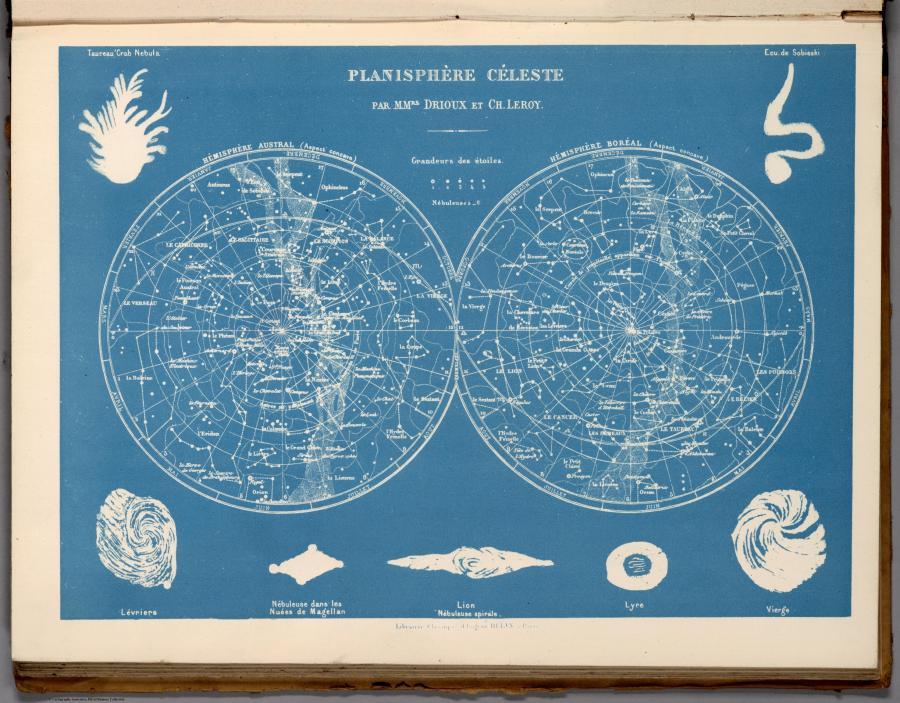 Карты прошлых столетий или история в атласах. Год: 1886