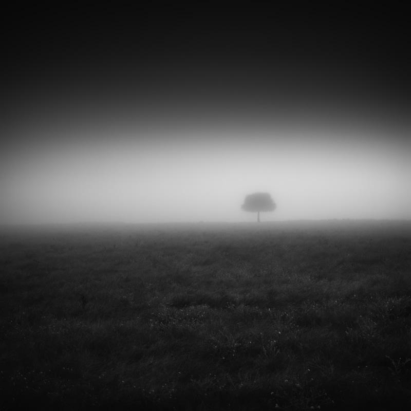 Чёрно-белые пейзажи с длинными выдержками. Фотограф Стив Ландерос