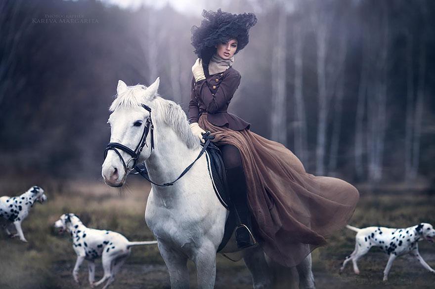 Ожившие сказки в фотографиях Маргариты Каревой-14
