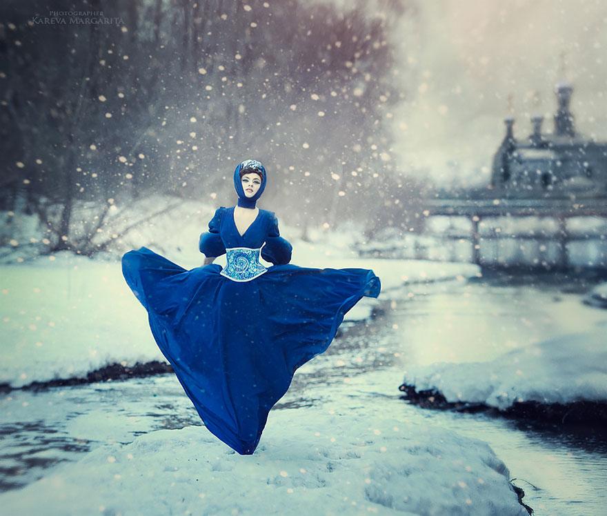 Ожившие сказки в фотографиях Маргариты Каревой-21