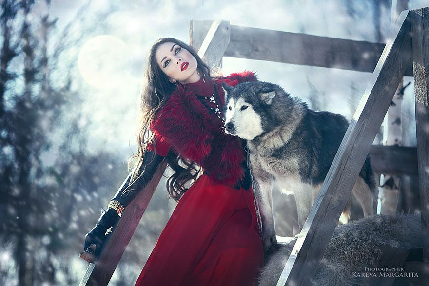 Ожившие сказки в фотографиях Маргариты Каревой-18