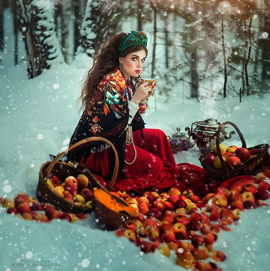 Ожившие сказки в фотографиях Маргариты Каревой-12