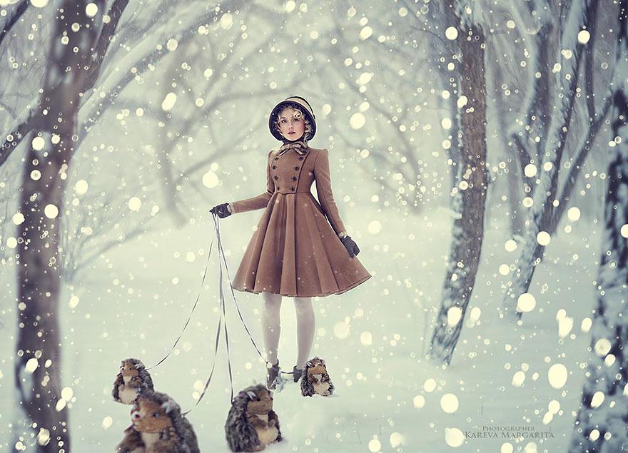 Ожившие сказки в фотографиях Маргариты Каревой-24