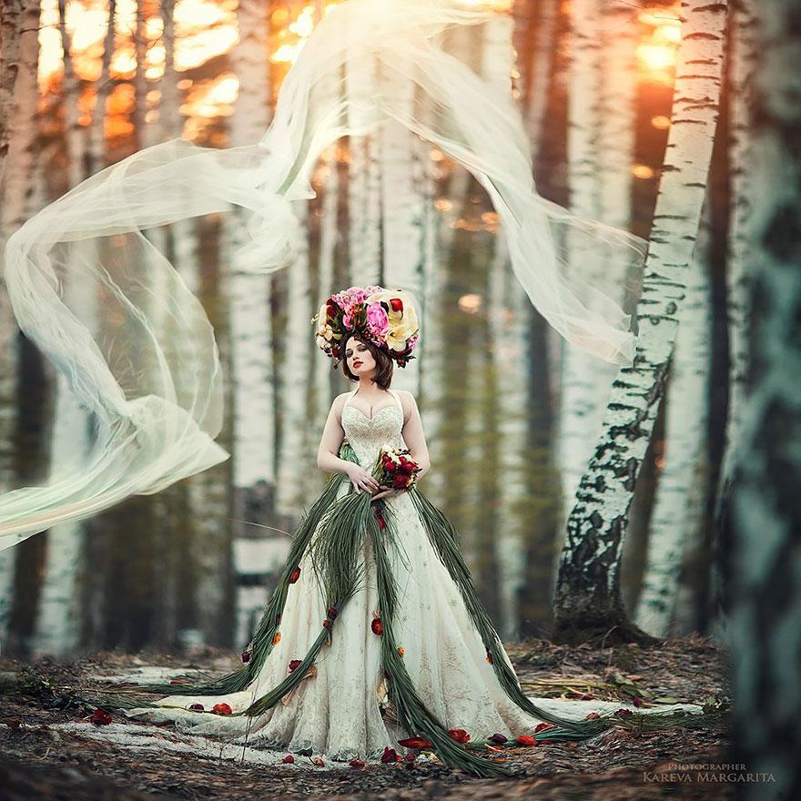 Ожившие сказки в фотографиях Маргариты Каревой-7