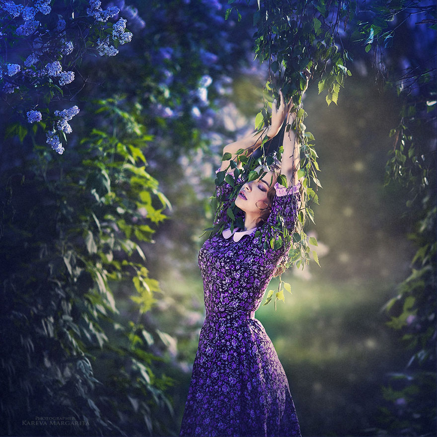 Ожившие сказки в фотографиях Маргариты Каревой-22