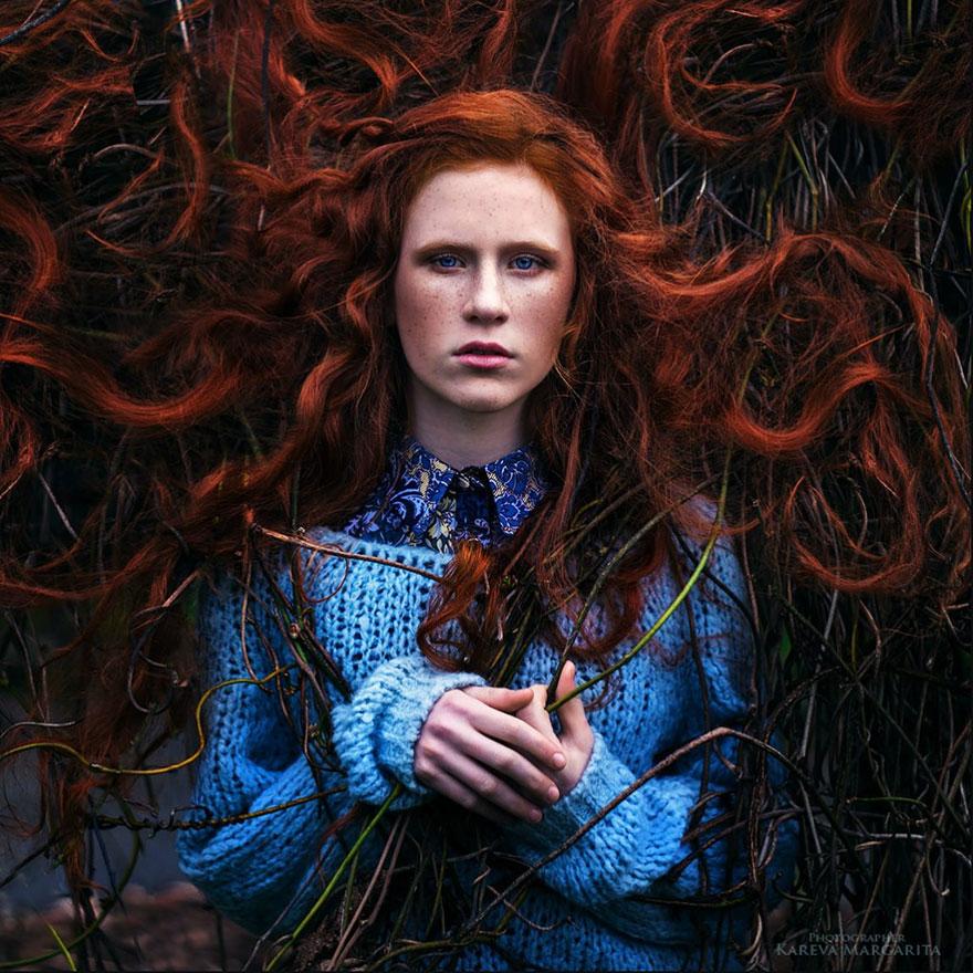 Ожившие сказки в фотографиях Маргариты Каревой-35