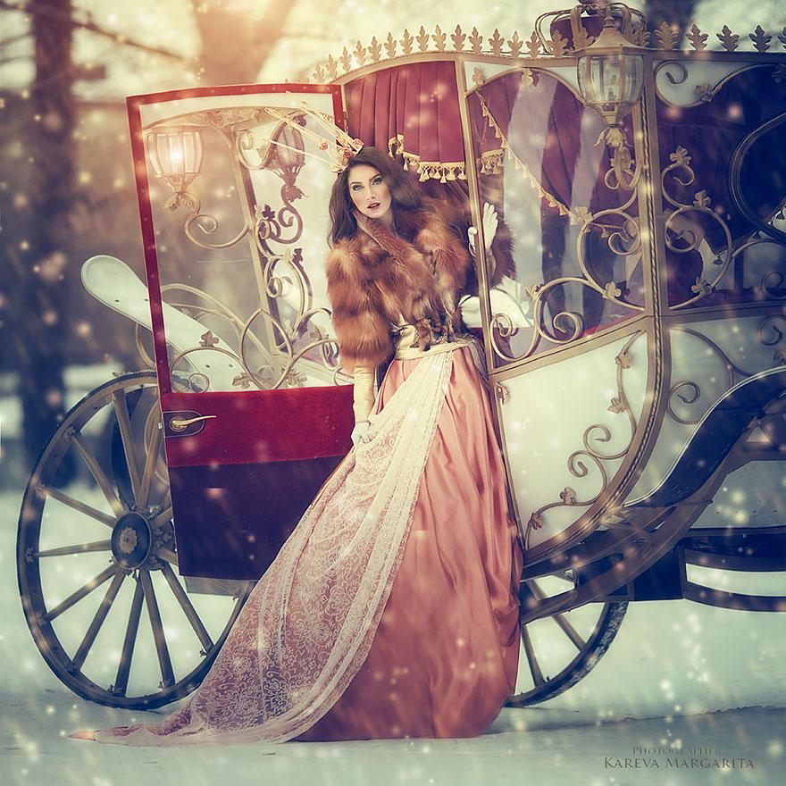 Ожившие сказки в фотографиях Маргариты Каревой-19