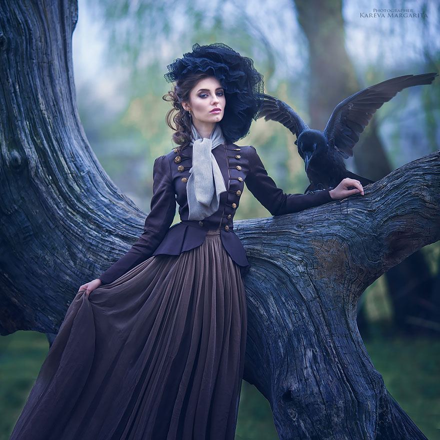Ожившие сказки в фотографиях Маргариты Каревой-9