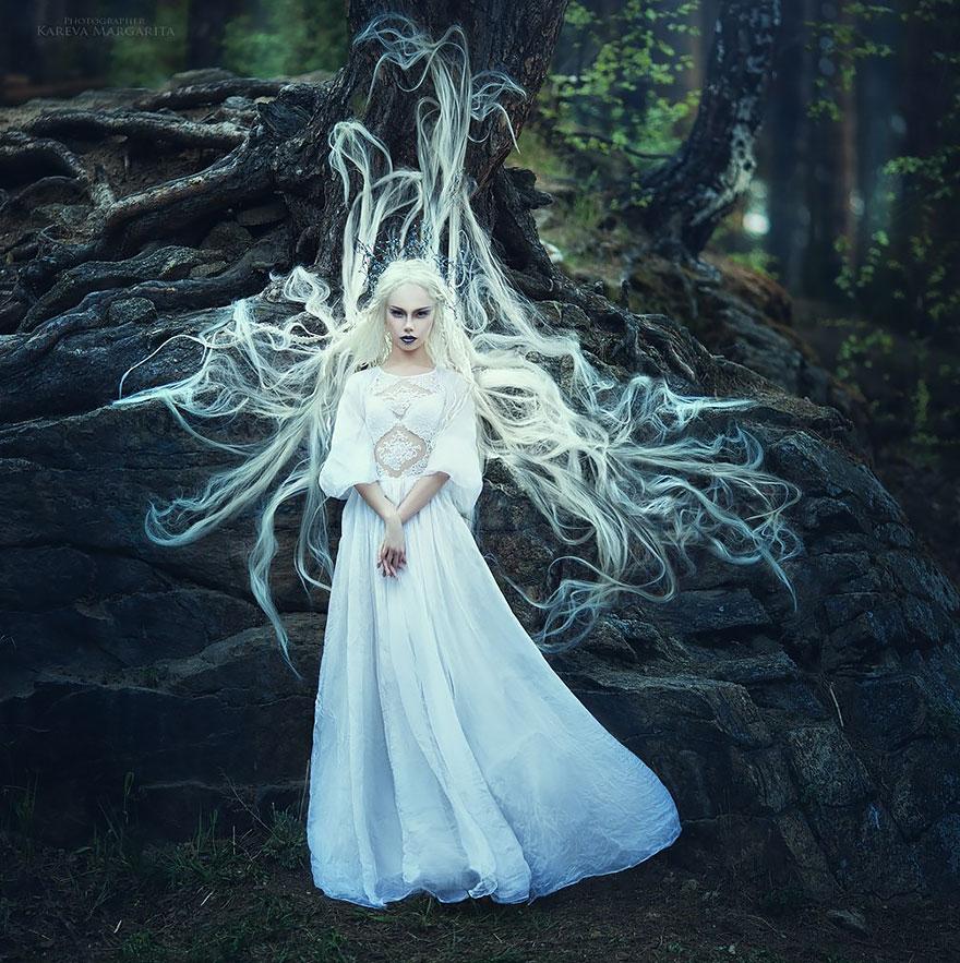 Ожившие сказки в фотографиях Маргариты Каревой-10