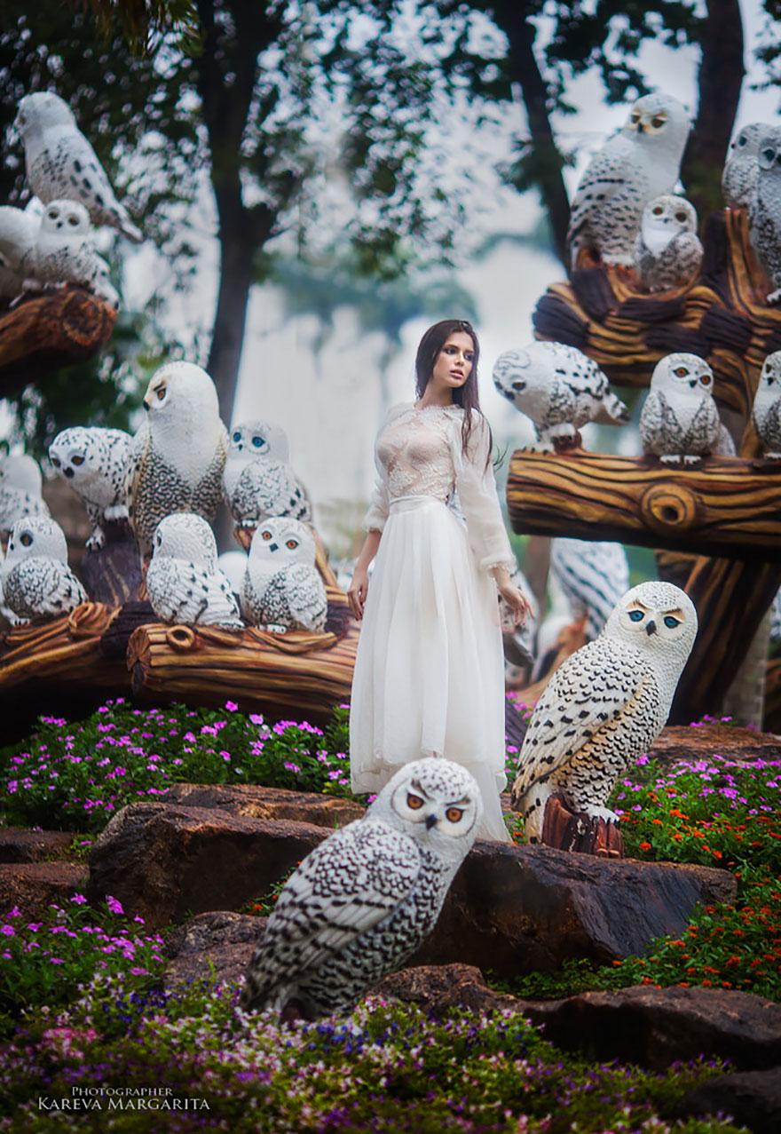 Ожившие сказки в фотографиях Маргариты Каревой-8