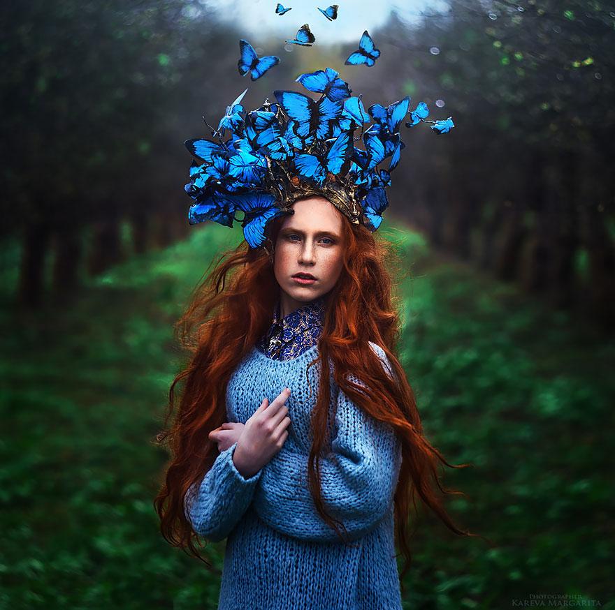 Ожившие сказки в фотографиях Маргариты Каревой-3