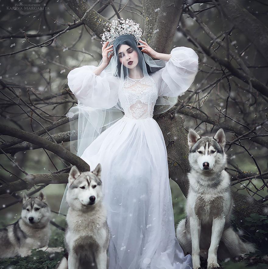 Ожившие сказки в фотографиях Маргариты Каревой-4