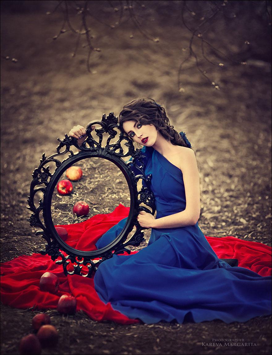 Ожившие сказки в фотографиях Маргариты Каревой-16