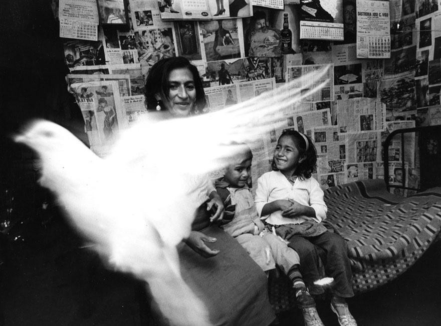 «Матери» - фотографии от 83-летнего Кена Хеймана, сделанные 50-лет назад-12