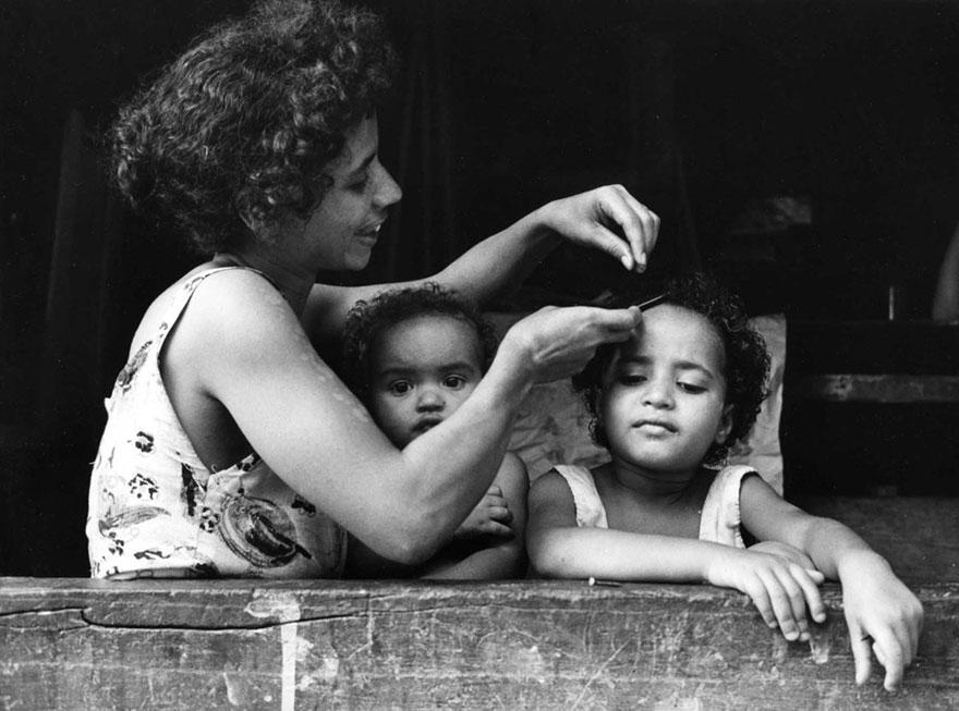 «Матери» - фотографии от 83-летнего Кена Хеймана, сделанные 50-лет назад-8