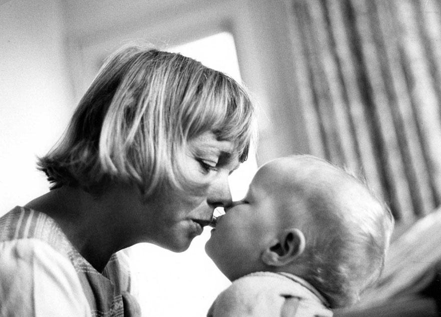 «Матери» - фотографии от 83-летнего Кена Хеймана, сделанные 50-лет назад-6