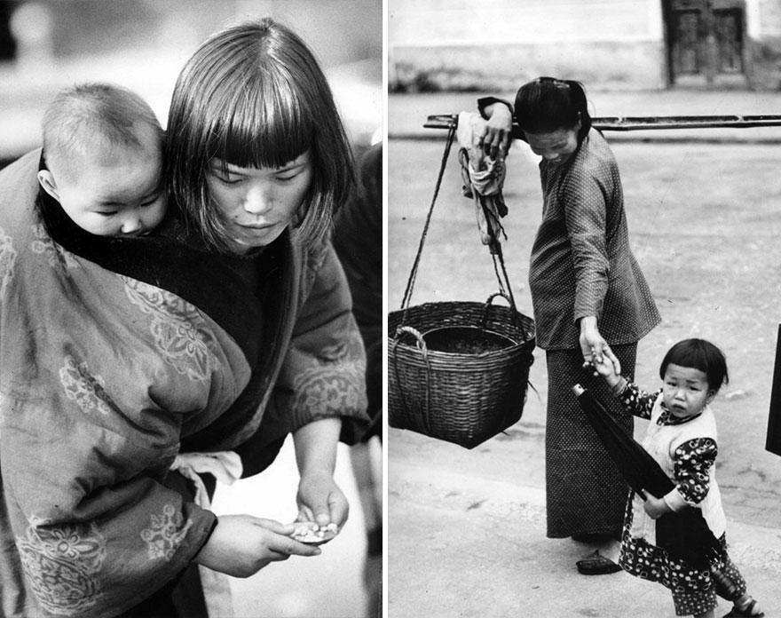 «Матери» - фотографии от 83-летнего Кена Хеймана, сделанные 50-лет назад-60