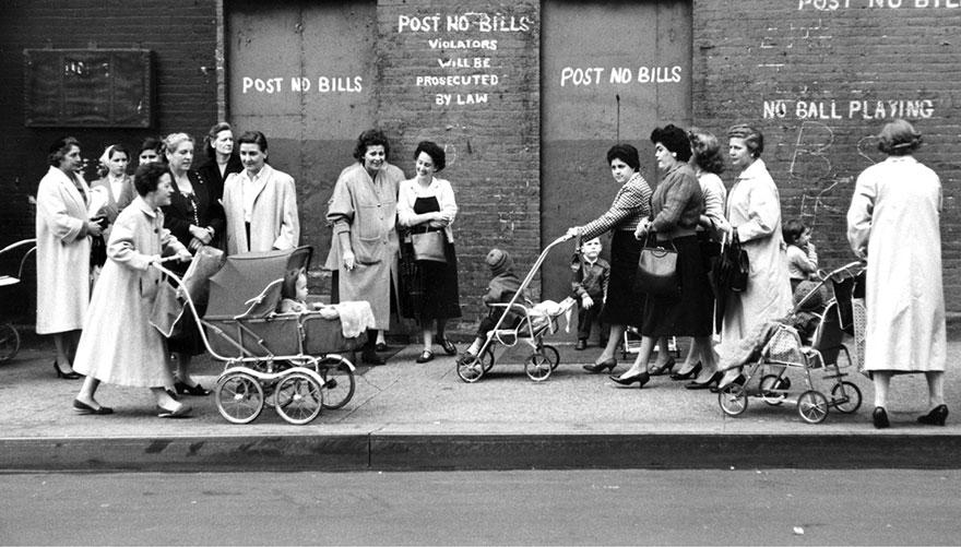«Матери» - фотографии от 83-летнего Кена Хеймана, сделанные 50-лет назад-24