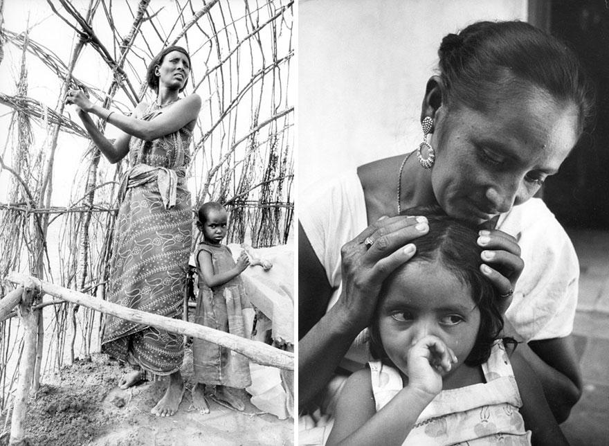 «Матери» - фотографии от 83-летнего Кена Хеймана, сделанные 50-лет назад-21