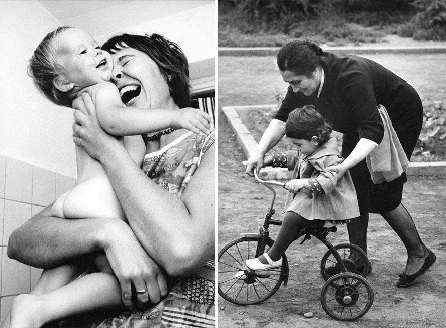 «Матери» - фотографии от 83-летнего Кена Хеймана, сделанные 50-лет назад-16