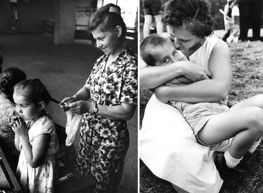 «Матери» - фотографии от 83-летнего Кена Хеймана, сделанные 50-лет назад-17